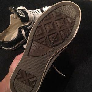 "Converse Shoes - Low Black Converse ""Chuck Taylor"""